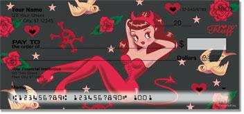 Devilette Personal Checks