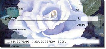 Rose Set Personal Checks
