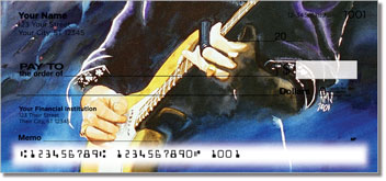 Guitar Art 1 Personal Checks
