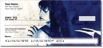 Vampires 1 Personal Checks