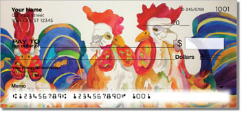 Kay Smith Chicken Personal Checks