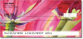 Kay Smith Tulip Personal Checks
