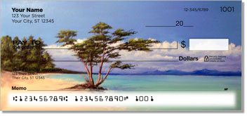 Tropical Shore Personal Checks