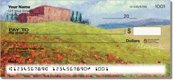 Tuscan Hills Personal Checks