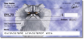 Persian Cat Checks