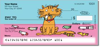 Scrivan Cats Checks