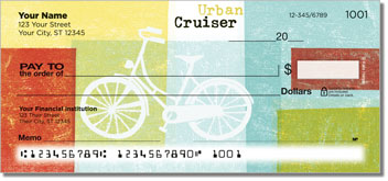 Bike Art Personal Checks