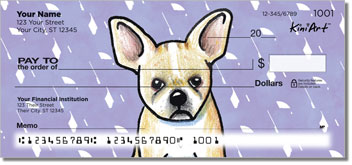 Bulldog Series Personal Checks