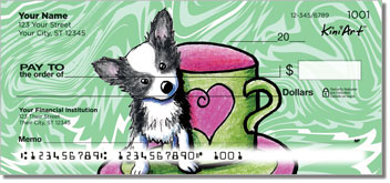 Chihuahua Series 2 Personal Checks