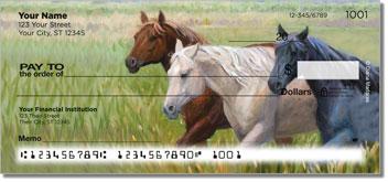 Madaras Horses Personal Checks