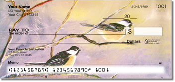 Fine Feathered Friends Checks