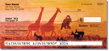 Serengeti Checks
