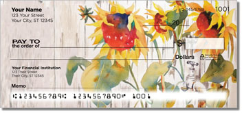 Country Scene Personal Checks