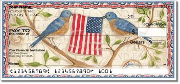 McRostie Americana Checks