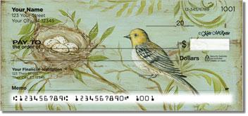 Nature's Nest Personal Checks