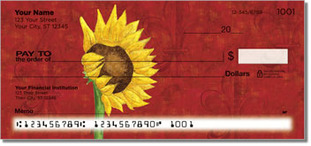 Sunflower Delight Checks