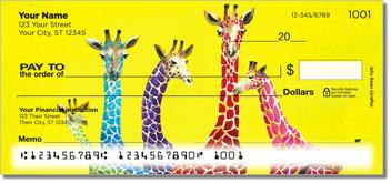 Nilles Safari Personal Checks