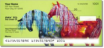 Nilles Pony Personal Checks