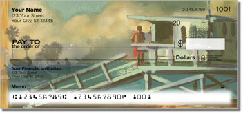 Surfing Journal Personal Checks