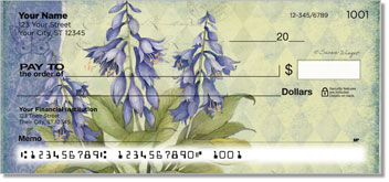 Cottage Garden Personal Checks