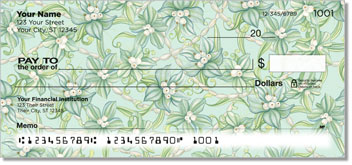 Grandmother's Dresser Personal Checks