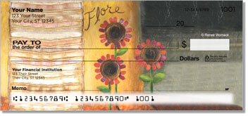 Womack Bloom Personal Checks
