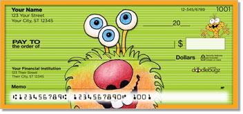 Monster Personal Checks