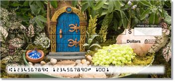 Miniature Fairy Garden Checks