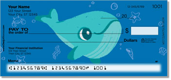 Chelsey Whale Personal Checks