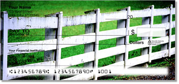 Country Fence Personal Checks