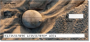 Patterns in the Sand Personal Checks