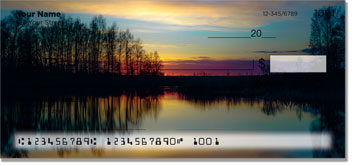 Sunset Personal Checks