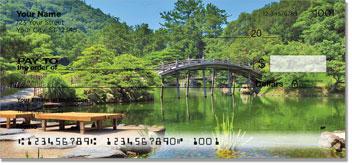 Peaceful Garden Checks