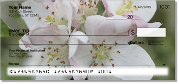 Apple Blossom Personal Checks