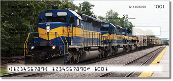 Railroad Personal Checks