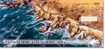 Scenic Coastline Personal Checks