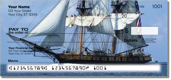 Tall Ship Personal Checks