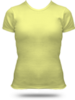 4305 American Apparel Girly Basic Tee