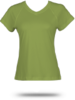 CW23 Champion Ladies' Double Dry Tee