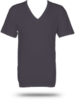 DT242v District Tri-Blend V-Neck Tee