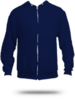 993M Jerzees Full Zip Hooded Sweatshirt