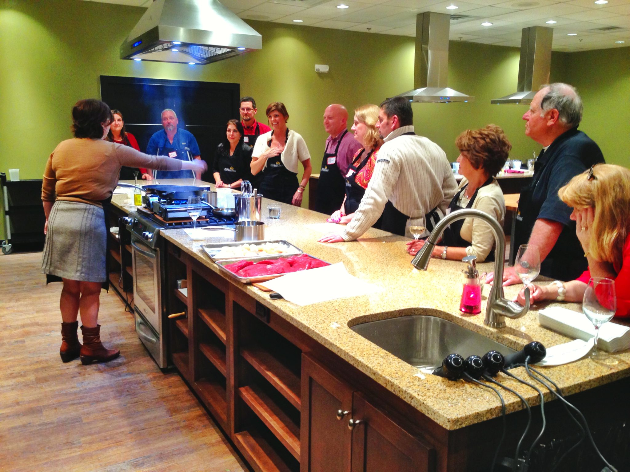 home for hands on cooking classes savannah ga chef darin