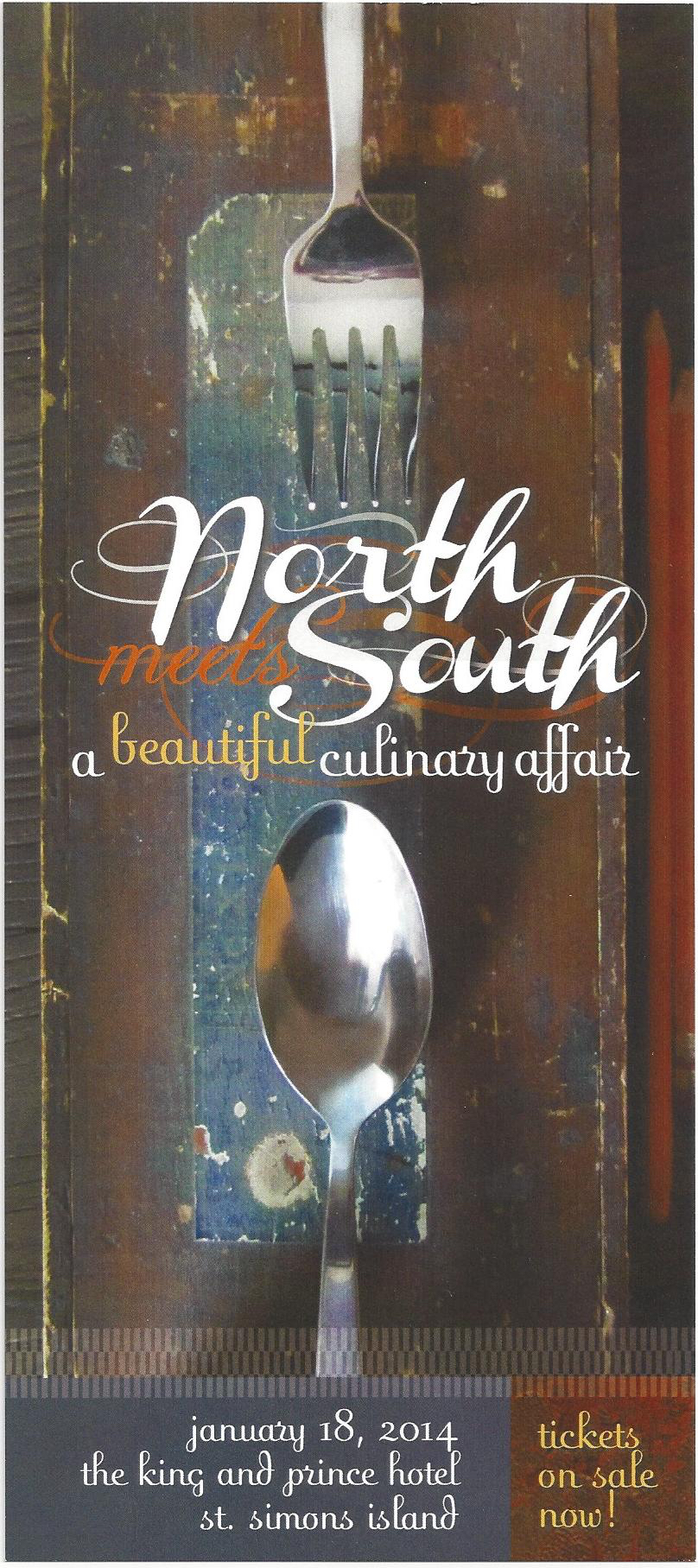 North Meets South - A Culinary Affair