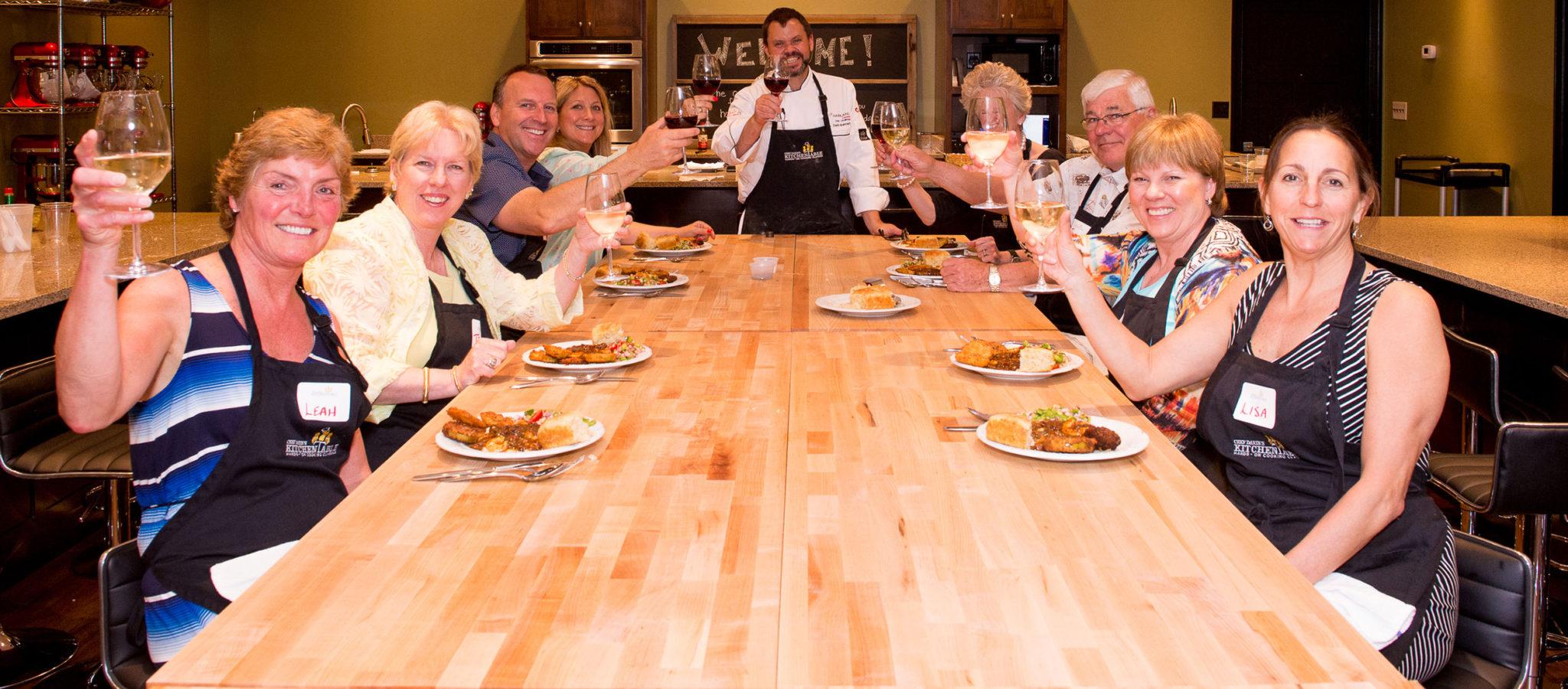 Hands-on Cooking Classes in Savannah, GA