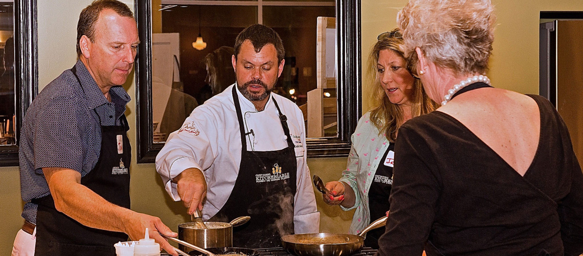 Hands-on Cooking Classes, Savannah GA