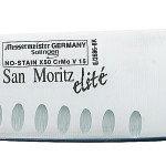St. Moritz Kullenschliff Chef's Knife