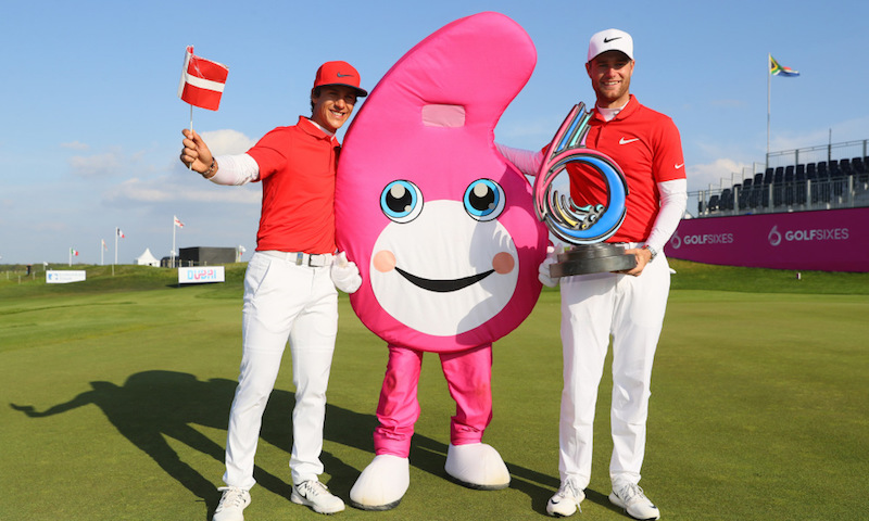 GolfSixes Is The Coolest Golf Tournament Around