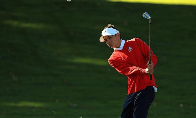 Rhode Islander Patrick Welch Plays D1 Golf Using Unorthodox Grip