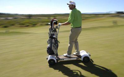 Golf Boards VS Golf Carts