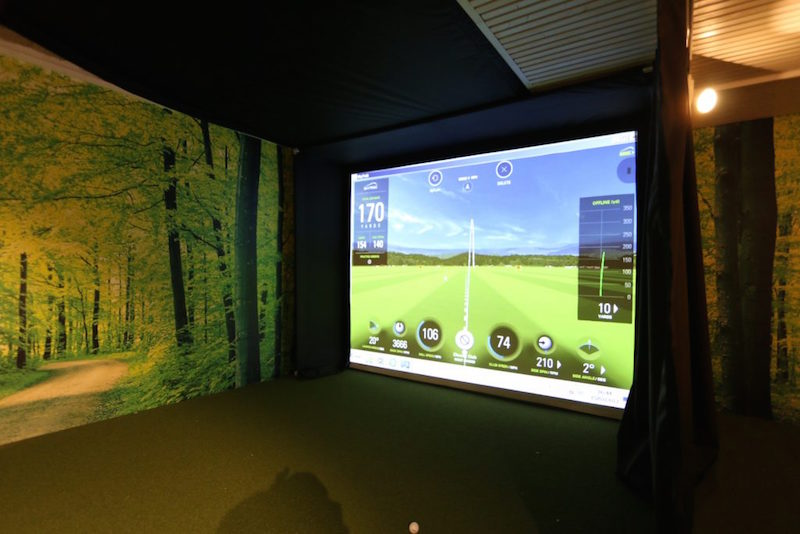 Skytrak | Your Own Home Golf Simulator